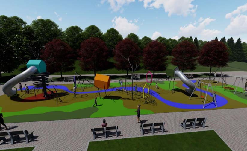 El Ayuntamiento de Bilbao creará zonas deportivas y de juegos en el Parque Eskurtze para fomentar la actividad física