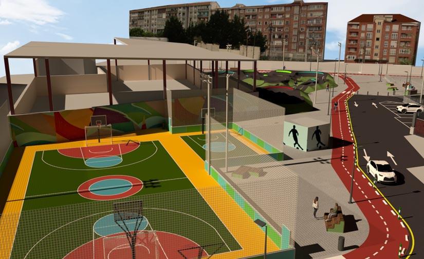 El Ayuntamiento de Bilbao recuperará espacios en desuso para zonas deportivas y estanciales accesibles