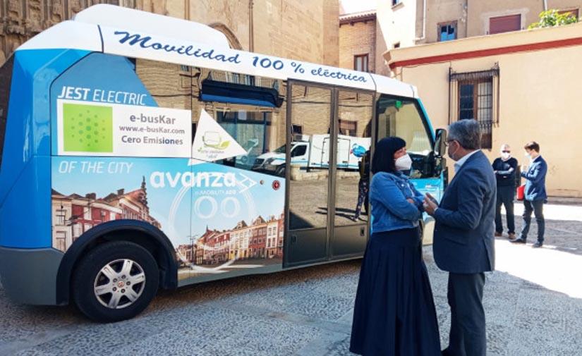 El Ayuntamiento de Huesca presenta un proyecto de movilidad sostenible y digital para la ciudad