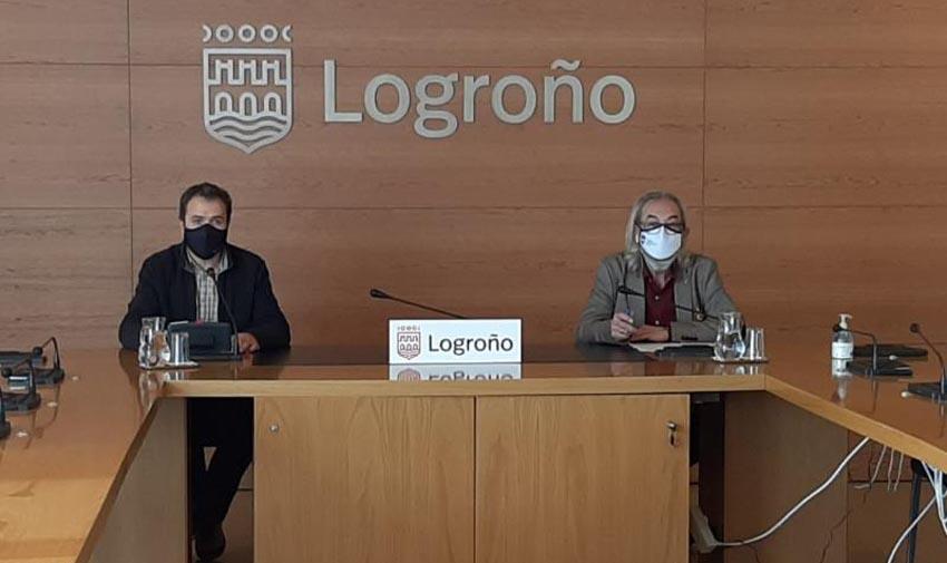 El Ayuntamiento de Logroño abre el parque Felipe VI