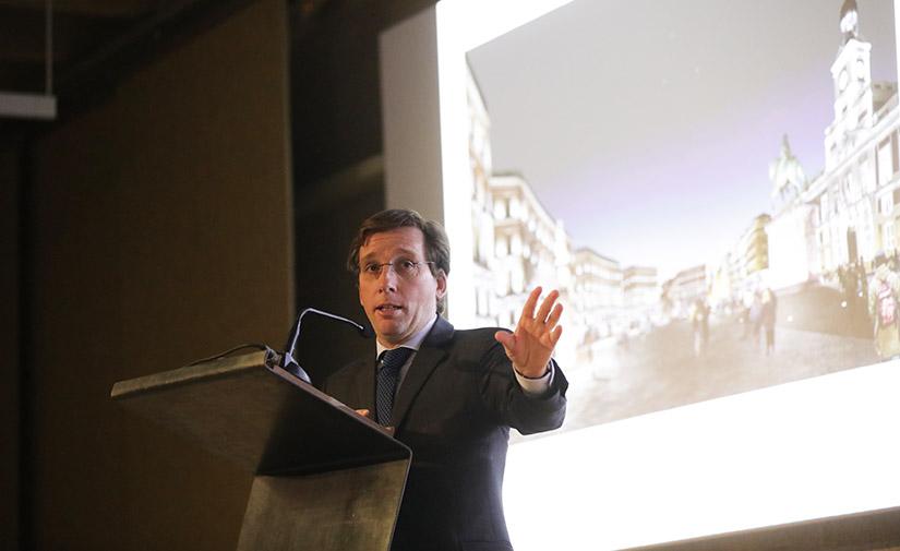 El Ayuntamiento de Madrid presenta el proyecto de remodelación de la Puerta del Sol