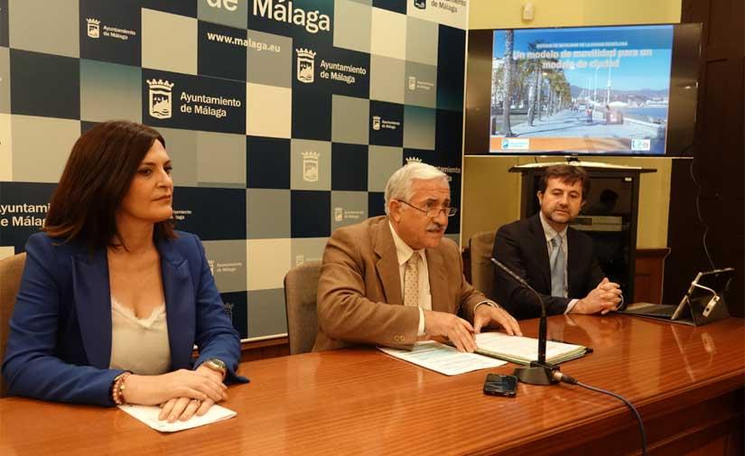 El Ayuntamiento de Málaga desarrolla una herramienta de simulación para diagnosticar la movilidad de la ciudad