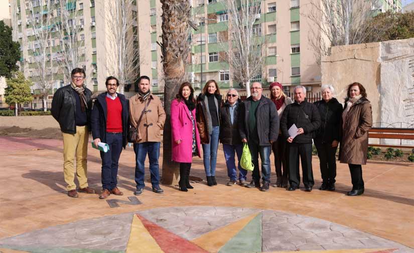 El Ayuntamiento de Málaga invierte más de 400 000 euros en el proyecto de mejora del Parque del Norte