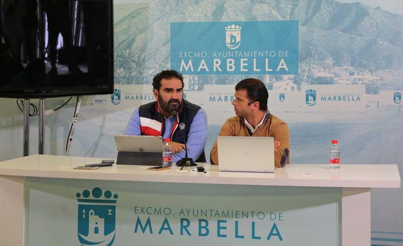 El Ayuntamiento de Marbella renovará las instalaciones deportivas municipales con una inversión de 1,2 millones