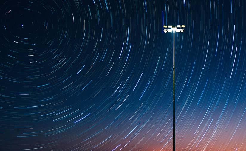 El Ayuntamiento de Murcia mejora la seguridad en pedanías instalando nuevas luminarias LED