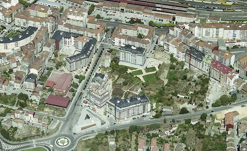 El Ayuntamiento de Ourense construirá en el barrio de A Ponte el mayor parque urbano de la ciudad