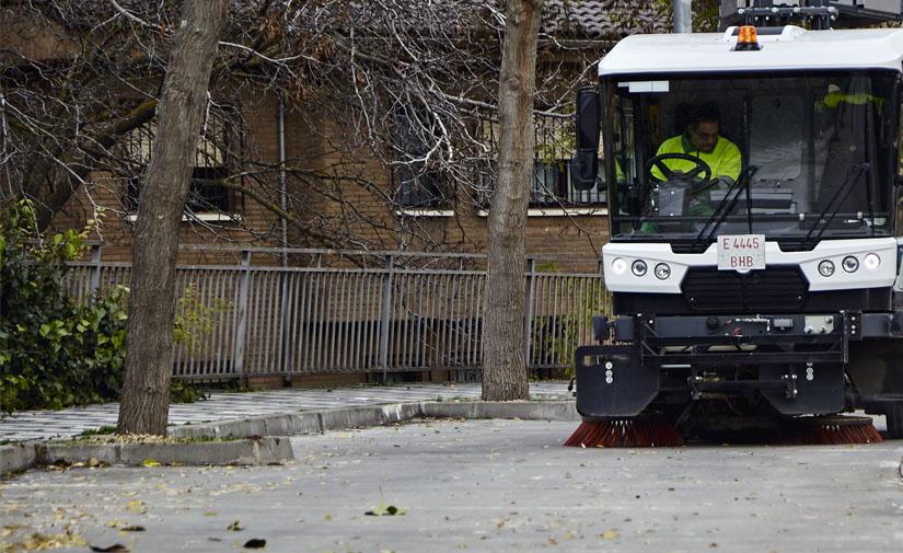 El Ayuntamiento de Oviedo renueva el contrato de limpieza y recogida de residuos con FCC