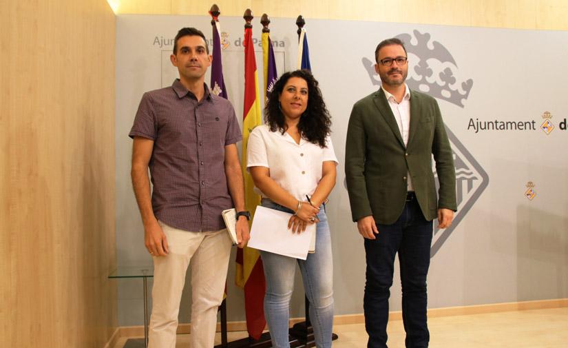El Ayuntamiento de Palma invertirá 6,3 millones a mejorar diferentes espacios urbanos