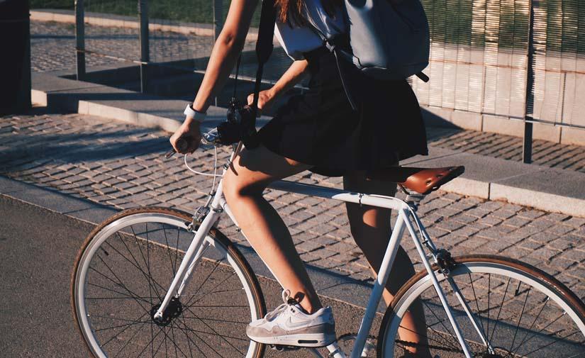 El Ayuntamiento de Pamplona recomienda el uso de la bici durante la crisis sanitaria