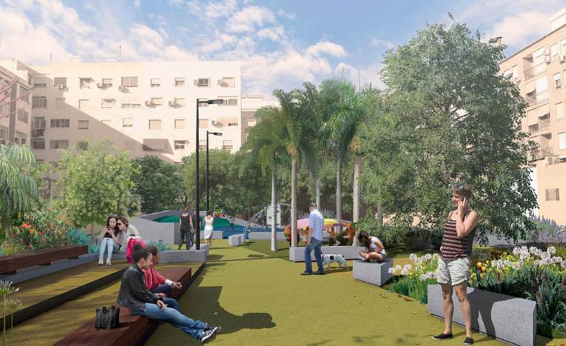 El Ayuntamiento de València invertirá 321.000 euros en la creación de un nuevo jardín en Benicalap
