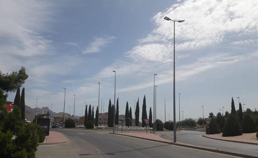 El barrio murciano de Cobatillas dejará de emitir 34 toneladas de CO2 gracias al nuevo alumbrado LED