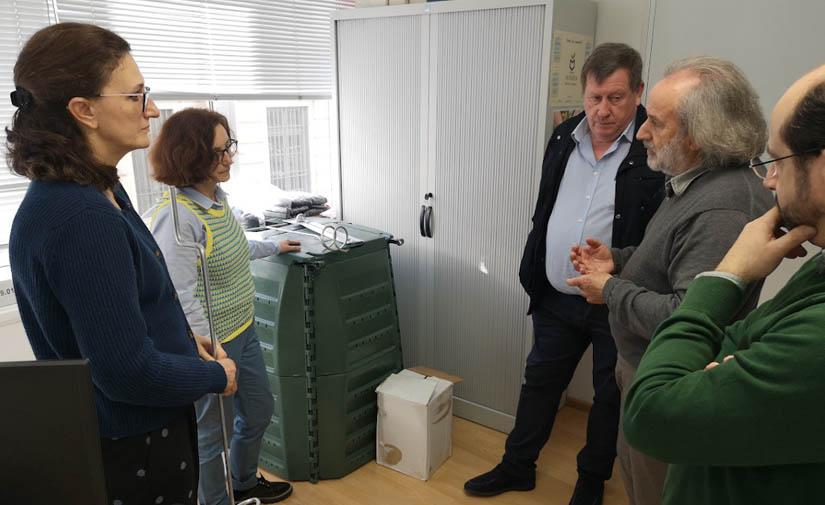 El Consorcio de Residuos de Segovia apunta a Revitaliza como modelo de implantación en la provincia española