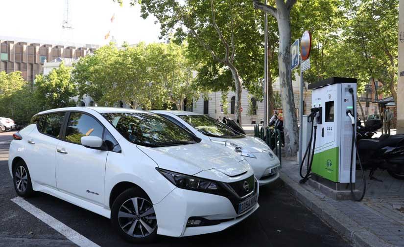 El despegue ultrarrápido de la electromovilidad llegará a Madrid en 2021