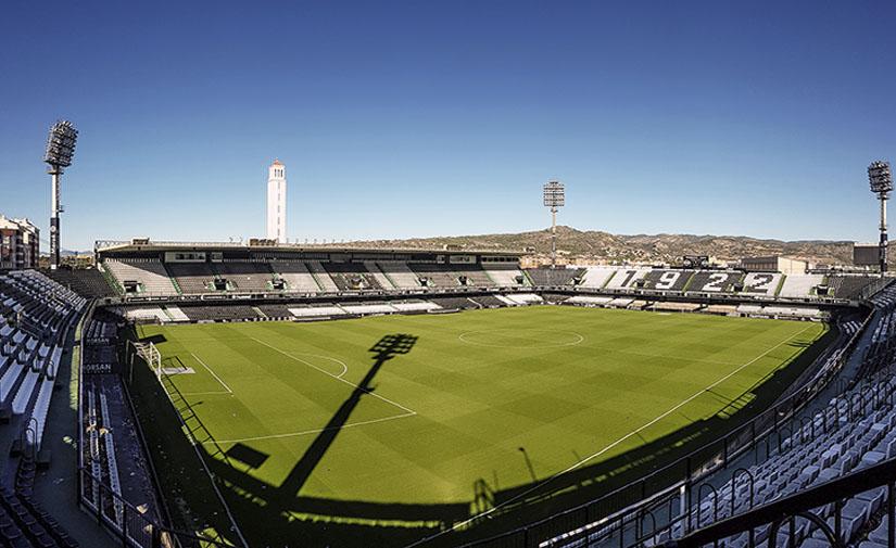 El Estadio Municipal de Castalia en Castellón contará con leds en sus cuatro torres de iluminación