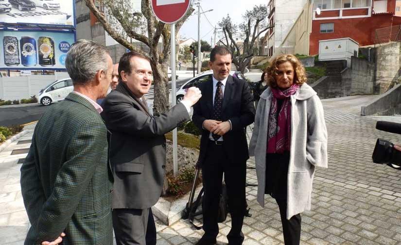 El gobierno de Vigo adjudica la nueva Plaza de la Miñoca y apuesta por la humanización del último tramo de Aragón