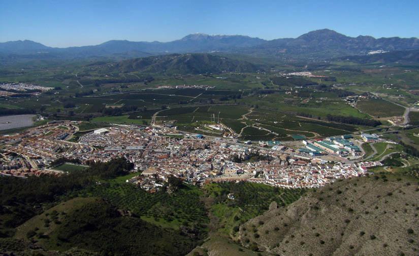 El municipio malagueño de Pizarra saca a licitación el contrato de renovación del alumbrado público