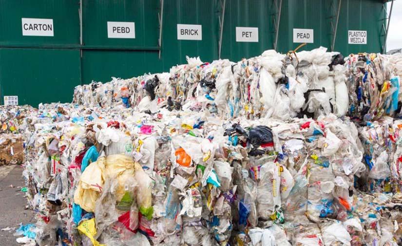 La basura de A Coruña se redujo un 13% durante el confinamiento