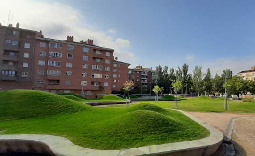 El oscense Parque San Martín reabre tras la última fase de acondicionamiento gracias a una inversión de 243.000 euros