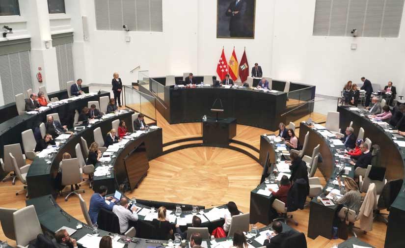 El Pleno de Madrid aprueba la creación de la Casa de Campo del Norte