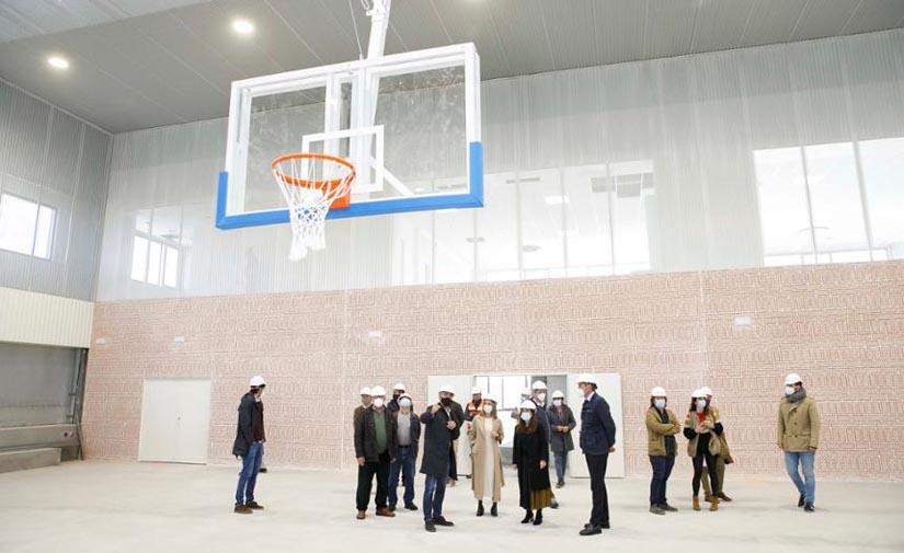 El polideportivo de Castrillón, en A Coruña, entrará en funcionamiento en 2021