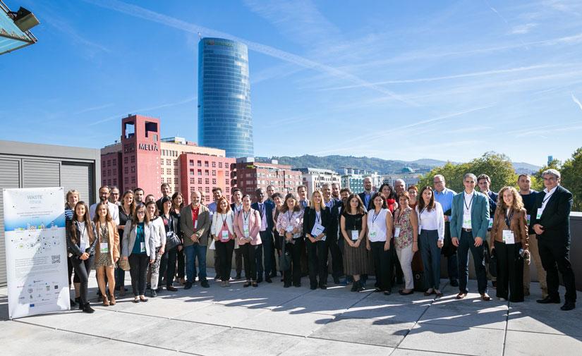 El proyecto Waste4Think se presenta en ISWA2019 como ejemplo de economía circular en la gestión de residuos