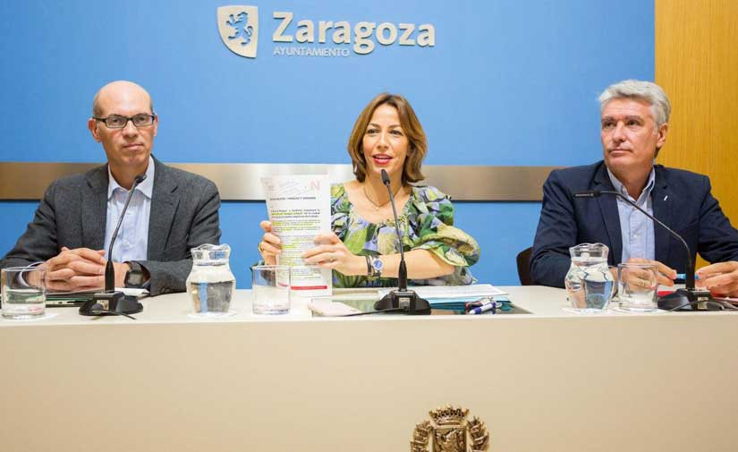 """El servicio de parques y jardines de Zaragoza impulsará la puesta en valor del """"Bosque Urbano"""""""