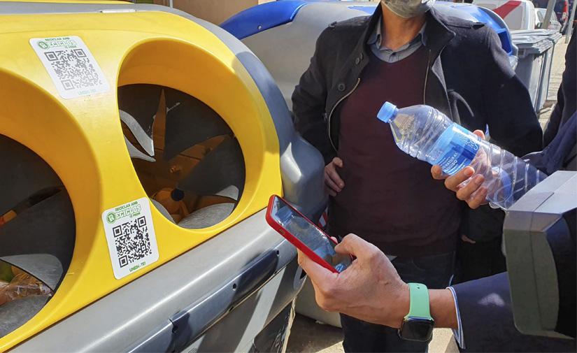 El sistema de reciclaje con recompensa de Ecoembes llega a todas las comunidades autónomas