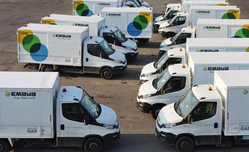 EMAYA apuesta por vehículos movidos con combustibles alternativos