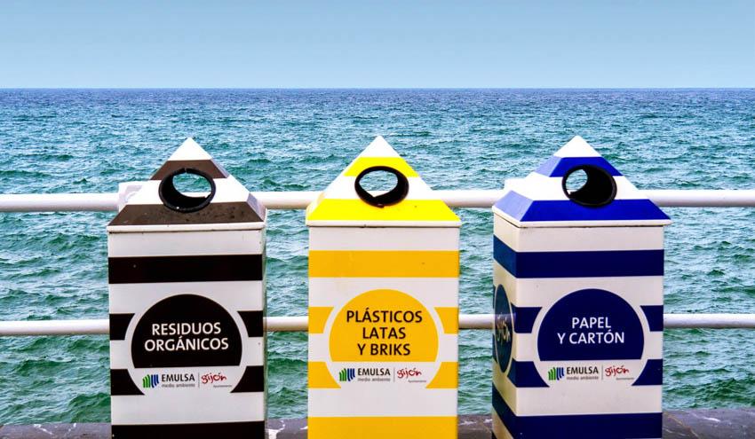 Emulsa se refuerza con 250 personas para una campaña especial de limpieza urbana en Gijón