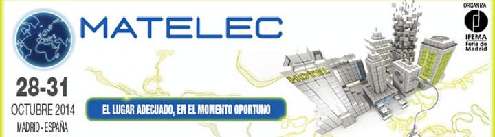 Mañana dará comienzo Matelec 2014 para dar soluciones a la industria eléctrica y electrónica