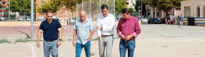 Guadalajara contará con un parque con juegos, pistas deportivas, circuitos de gimnasia y un agility para perros en Los Manantiales