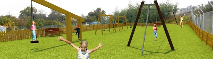 Nueve ofertas para ejecutar el parque infantil del Médico Ballina de Pontevedra