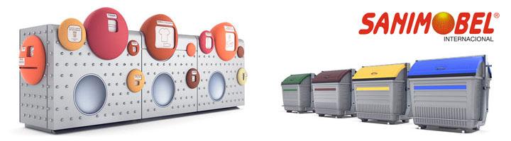 Sanimobel presentará en TECMA 2018 su nueva generación de contenedores metálicos