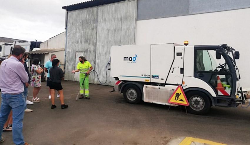 FCC Medio Ambiente colabora con el Servicio de Empleo de las Islas Baleares