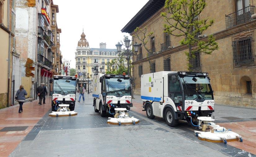 FCC Medio Ambiente consolida y extiende su presencia en el noroeste de España con los contratos de A Coruña y Oviedo
