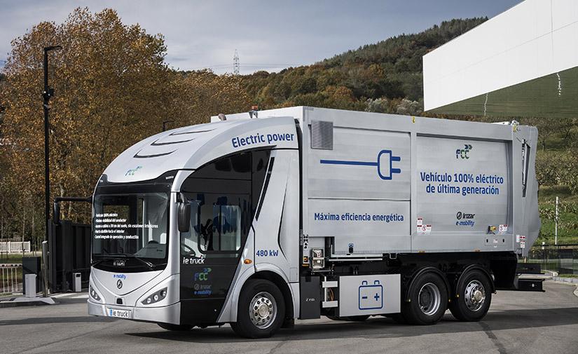 FCC Medio Ambiente logra un nuevo reconocimiento por su chasis-plataforma eléctrico para vehículos de servicios urbanos