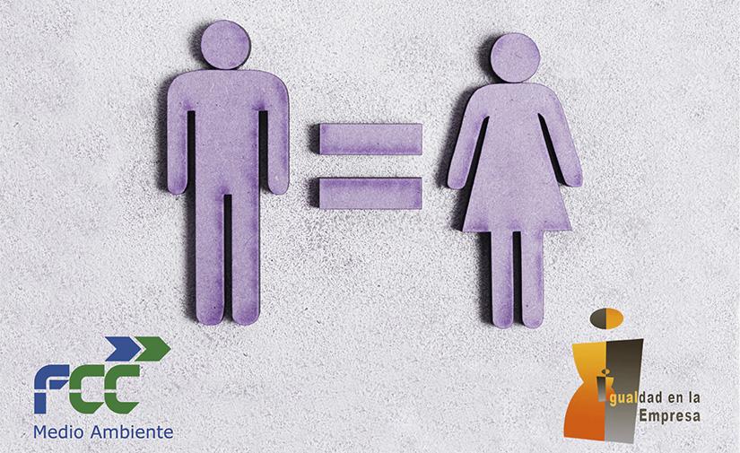 FCC Medio Ambiente recibe el Distintivo de Igualdad en la Empresa