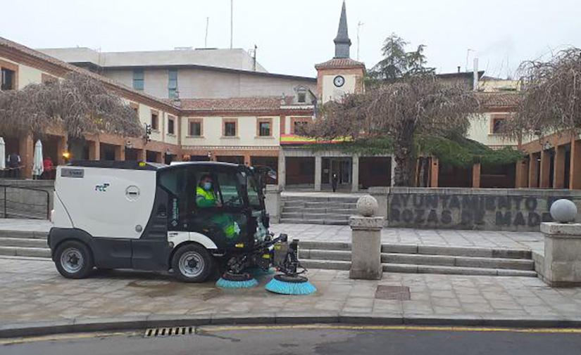 FCC Medio Ambiente se adjudica la recogida de residuos, limpieza viaria y mantenimiento de zonas verdes de Las Rozas