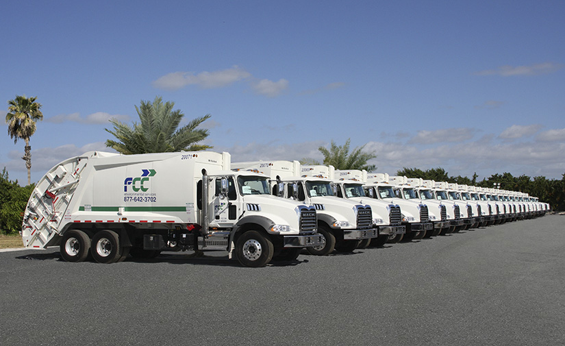 FCC Servicios Medio Ambiente afianza su posición en Florida con el contrato de recogida de residuos de Wellington