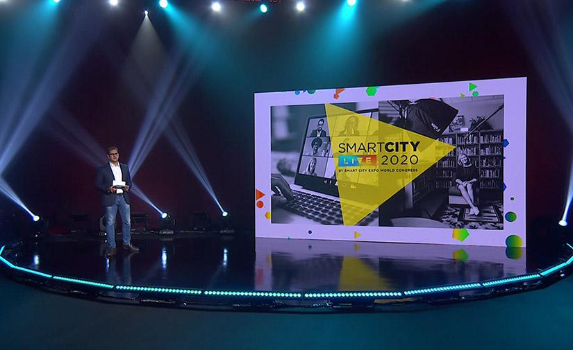 Fira de Barcelona y Mediapro producen SmartCityLive, la edición digital de Smart City Expo World Congress