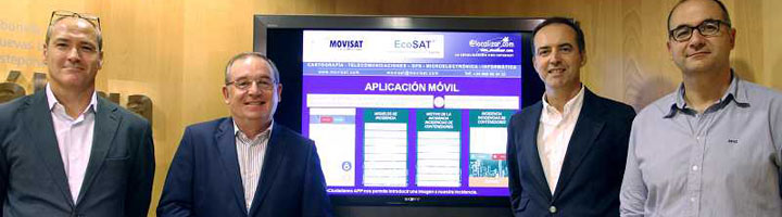 MOVISAT implanta con éxito el portal web