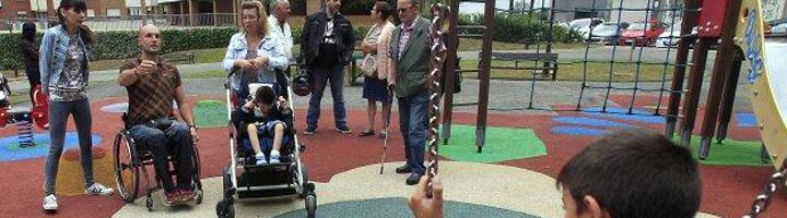 Oviedo renovará las zonas de juegos infantiles de los parques de Vetusta y Campillín