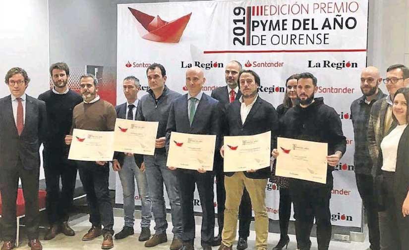 Formato Verde, premio Pyme del año 2019 en la provincia de Ourense