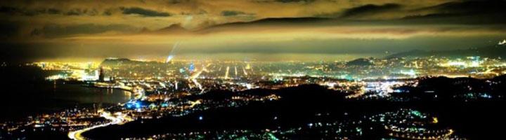 La Universidad Politécnica de Cataluña crea un sistema innovador para evaluar el origen de la contaminación lumínica en las ciudades