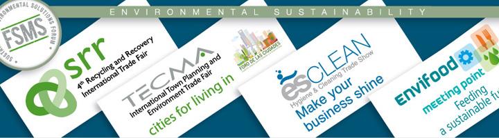 Amplia participación en el Foro de Soluciones Medioambientales Sostenibles