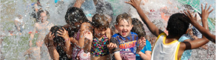 Acuatic Play te ayuda a escoge bien tu colección para tu Splashpark en la Feria TECMA de Madrid