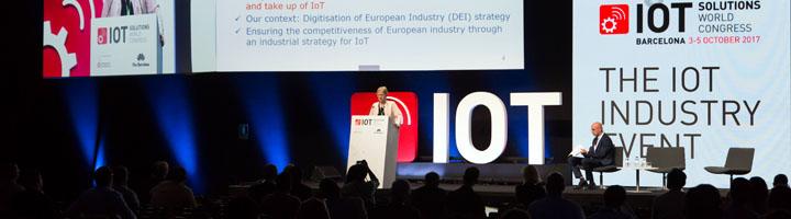 IoT Solutions World Congress 2019 anuncia sus primeros ponentes y sesiones