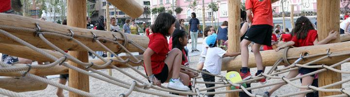Madrid estrena los nuevos jardines del Arquitecto Ribera