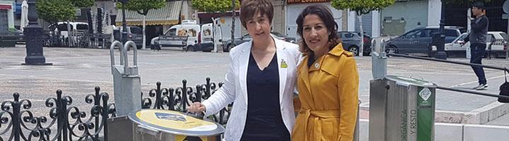 Epremasa pone en marcha en Moriles la recogida soterrada de residuos