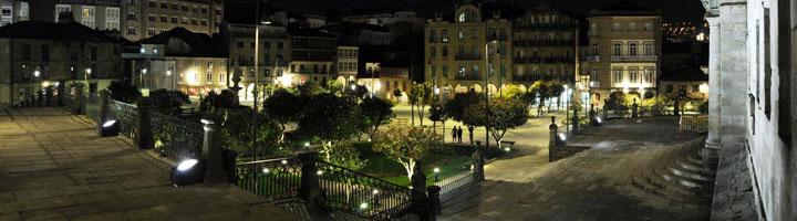Instalación de más de 200 bombillas LED en seis ayuntamientos de Pontevedra